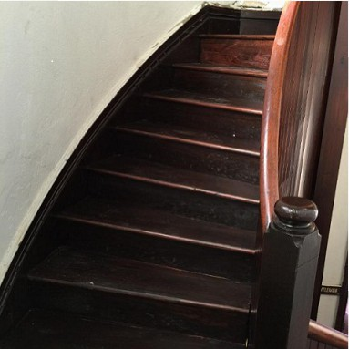 New Stairs